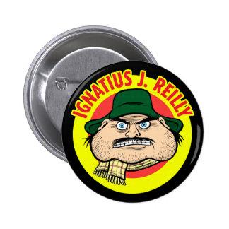 Ignatius J. Reilly 6 Cm Round Badge
