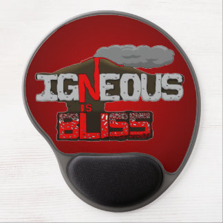 Igneous is Bliss Volcano Gel Mouse Mat