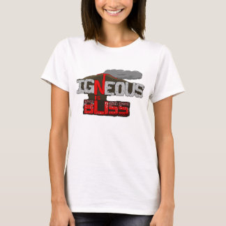 Igneous is Bliss Volcano Shirt