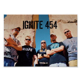 Ignite 454 Poster