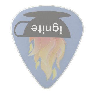 Ignite: The Guitar Pick Acetal Guitar Pick