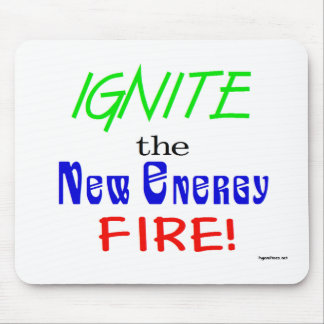 Ignite the... mouse pad
