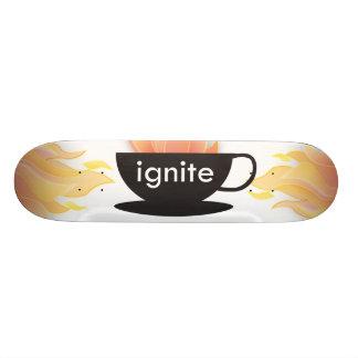 Ignite: The Skateboard! Skate Deck