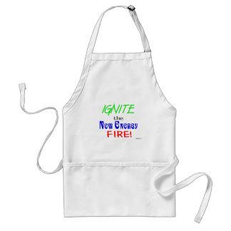Ignite the... standard apron