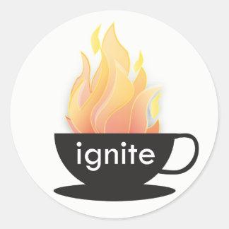 Ignite: The White Sticker