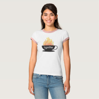 Ignite: The Woman's Ringer Shirt