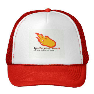 Ignite Your World Hats