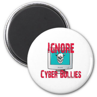 Ignore Cyber Bullies Refrigerator Magnets
