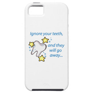 Ignore Your Teeth,And They Will Go Away... iPhone 5 Covers