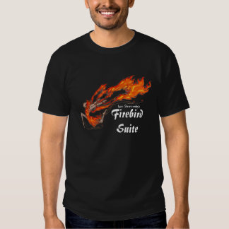 Igor Stravinsky's Firebird Suite Tee Shirt