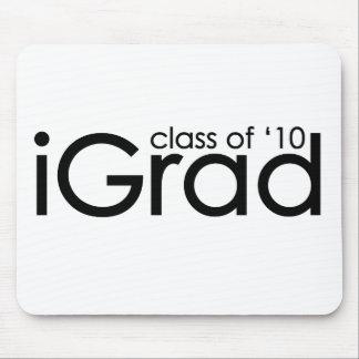 iGrad 2010 Graduate Mouse Mat