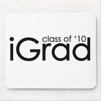 iGrad 2010 Graduate Mouse Pad
