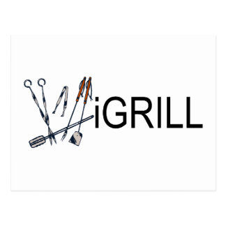 iGrill Post Cards