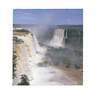 Iguacu Falls, Brazil Notepad