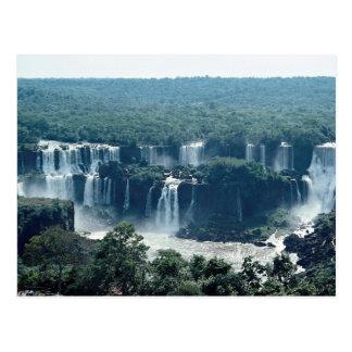 Iguacu Falls, Parana, Brazil Postcards