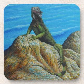 Iguana Coasters