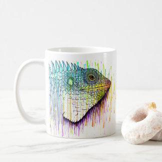 Iguana Coffee Mug