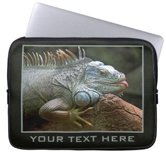 Iguana custom laptop sleeves
