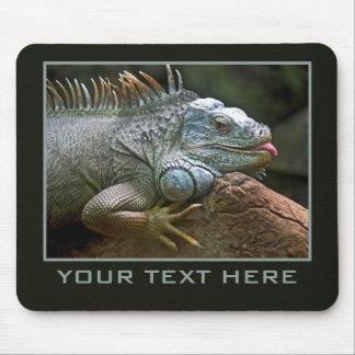 Iguana custom mousepad