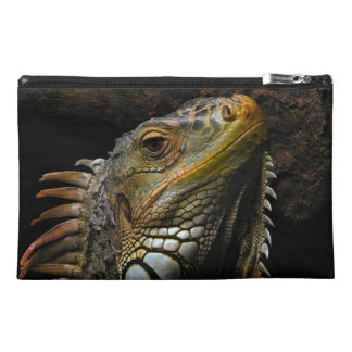 Iguana Eyes Travel Accessories Bag