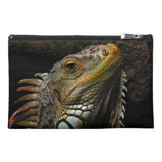 Iguana Eyes Travel Accessory Bag