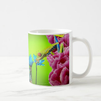 Iguana & Frog Coffee Mug