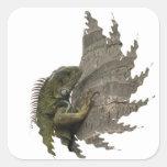 Iguana Image Stickers