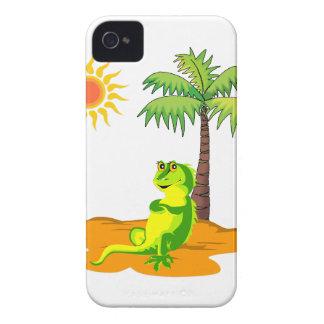 Iguana In The Desert Case-Mate iPhone 4 Case