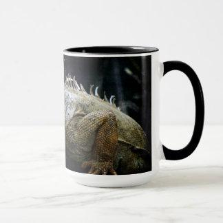 Iguana Lizard Reptile Wildlife Mug