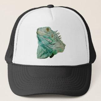 Iguana Lizard Trucker Hat