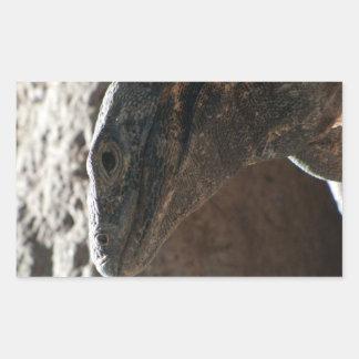 Iguana Portrait Sticker