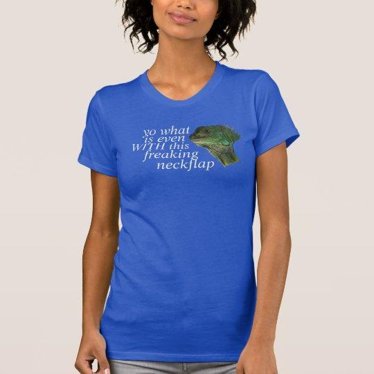 iguana shirt