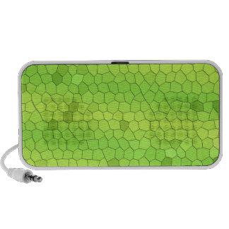 Iguana Skin Notebook Speakers