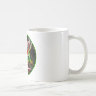 Iguana Wish You A Merry Christmas Cup