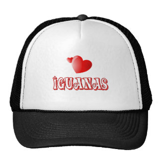 Iguanas Trucker Hat