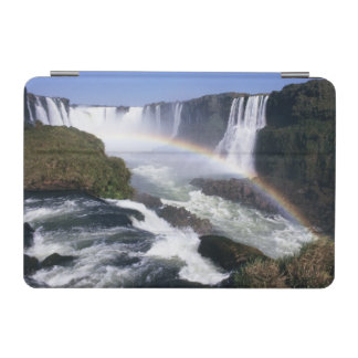 Iguassu Falls, Parana State, Brazil. Aerial view iPad Mini Cover