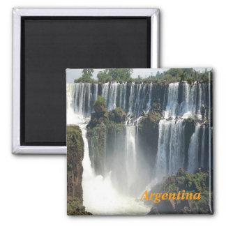 Iguaz Waterfalls Argentina magnet