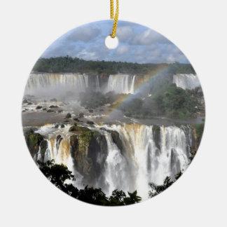 Iguazu Falls 7 Christmas Ornament