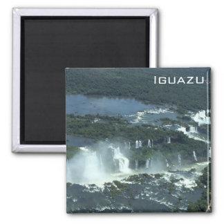 Iguazu falls - Aerial view Magnet