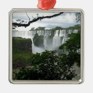 Iguazu Falls Argentina Christmas Ornament