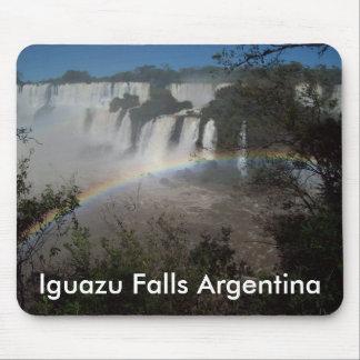 Iguazu Falls Argentina, Iguazu Falls Argentina Mouse Mat