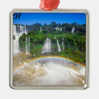 iguazu-falls-brazil-Angie.JPG Silver-Colored Square Decoration