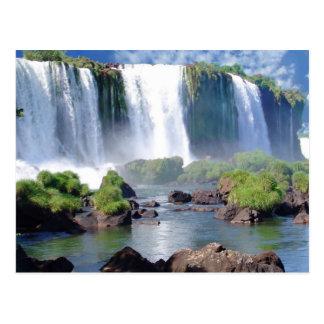 Iguazu Falls Post Cards