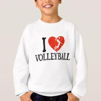 IHeart-VolleyBall_Grl Sweatshirt