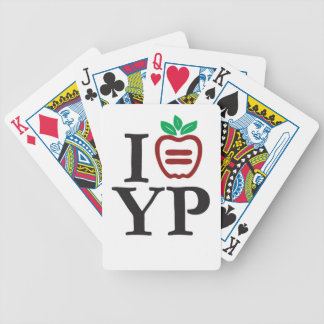 iHeart YP Playing Cards
