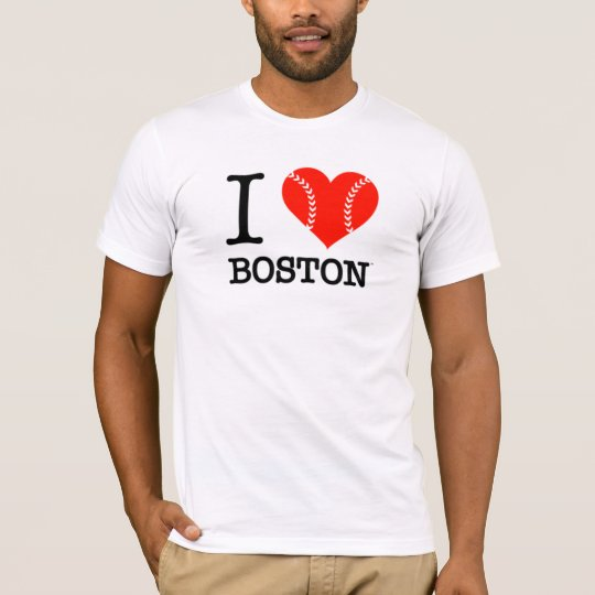 IHeartBoston T-Shirt