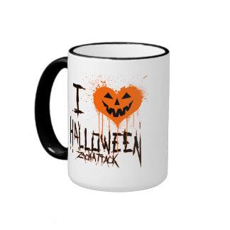 iHEARThalloween Ringer Mug