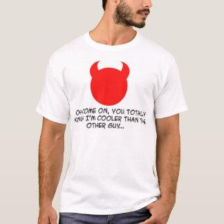 IHL - Devil Shirt (White)