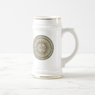 IHS Beer stein Mug