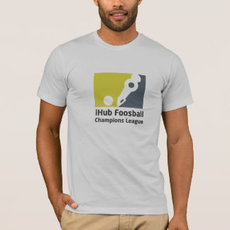 iHub Foosball T-Shirt